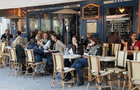 Cafe i Paris