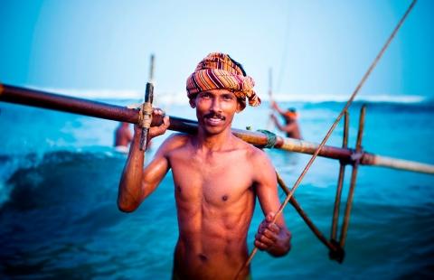 Sri Lanka - Fisker