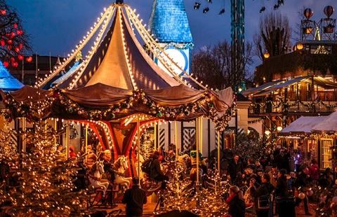 Julefrokost i Grøften - Vitus Rejser