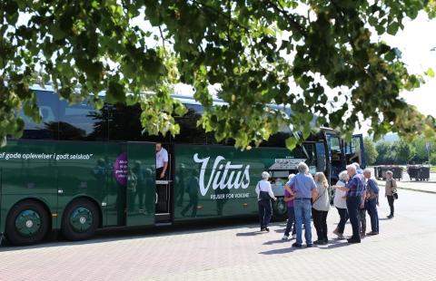 Med Vitus Rejser til Assmannshausen.