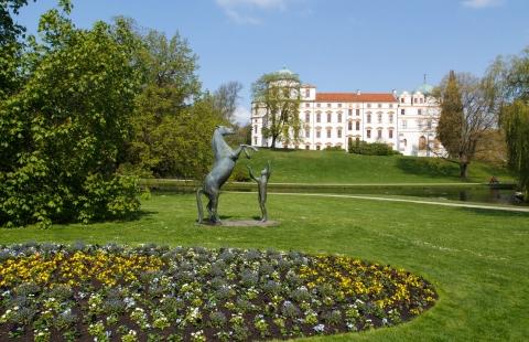 Slottet i Celle.