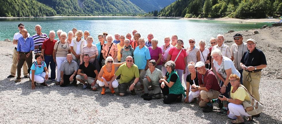 Grupperejse med Vitus Rejser