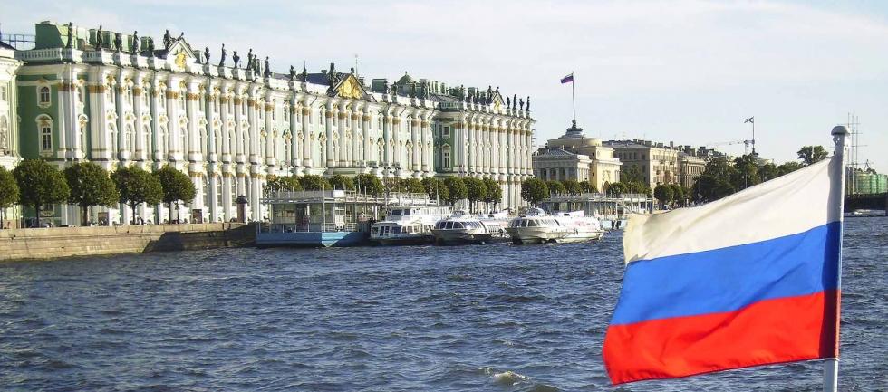 Ruslands floder