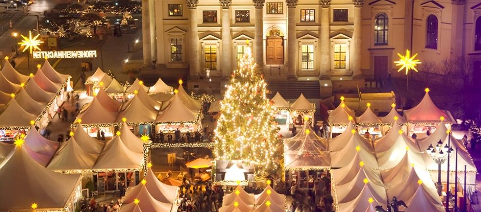 Tysklands julemarkeder
