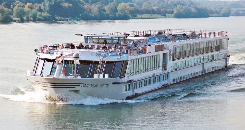 MS River Navigator.