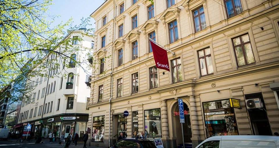 Hotel Scandic No 53.