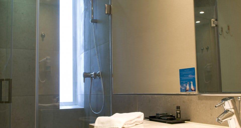 Hotel Expo Astória - Badeværelse