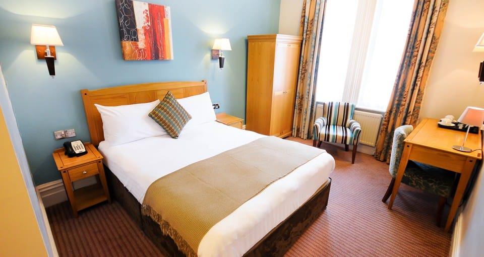 Durley Dean Hotel - Standard dobbeltværelse