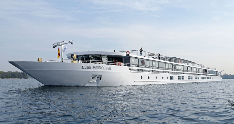 MS Elbe Princesse.
