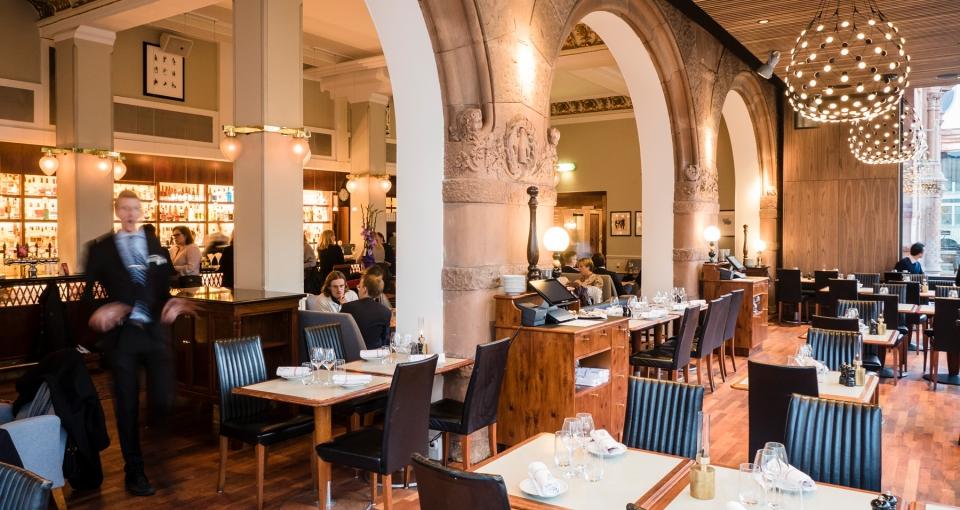 Restauranten på Grand Hotel