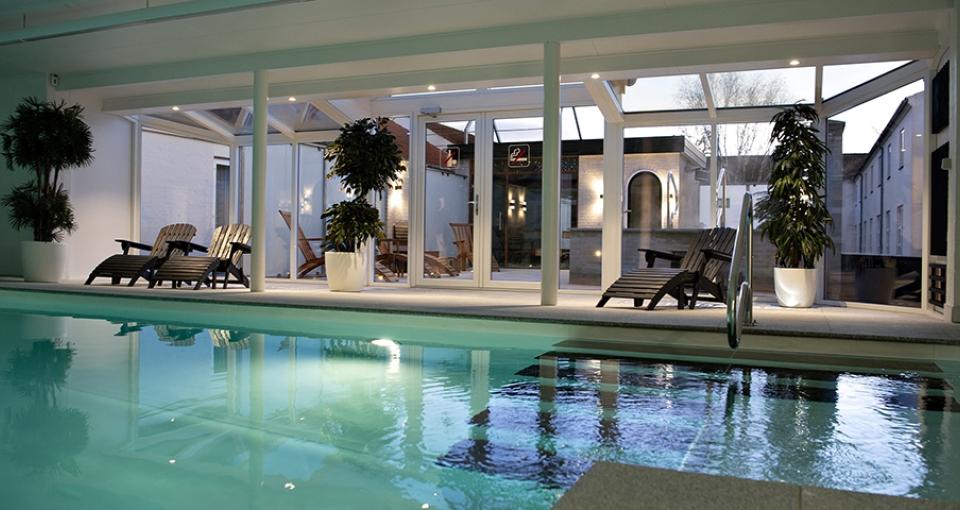 Nyd spaen på Golf Hotel Viborg.