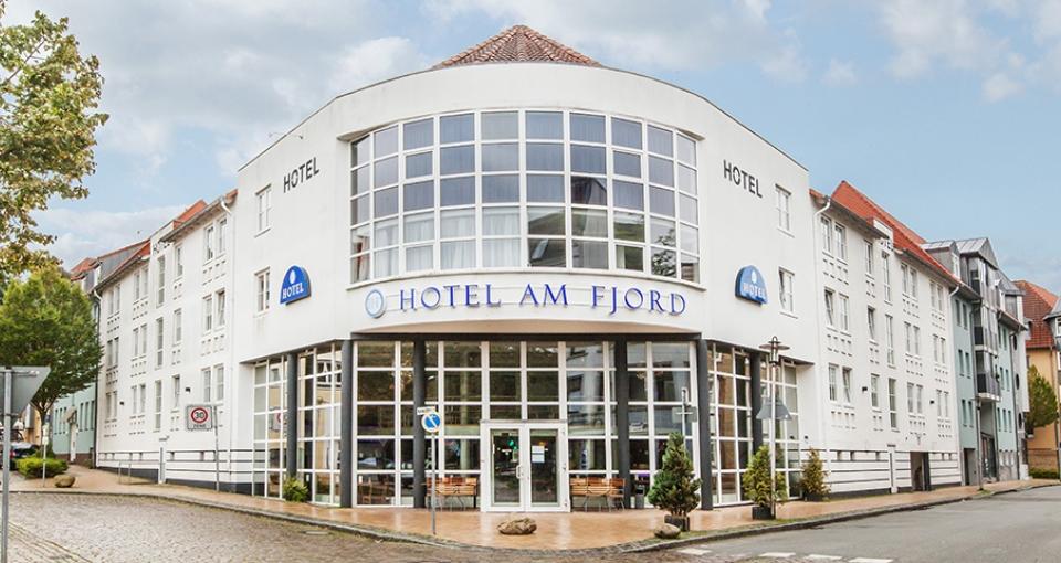 Velkommen til Hotel am Fjord i Flensborg.