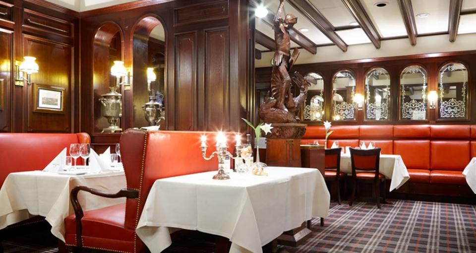 Restaurant Sankt Jørgen på Best Western Plus Hotel Eyde.