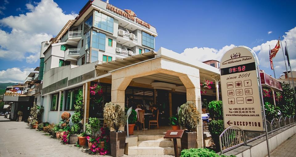 Hotel Millenium Palace.