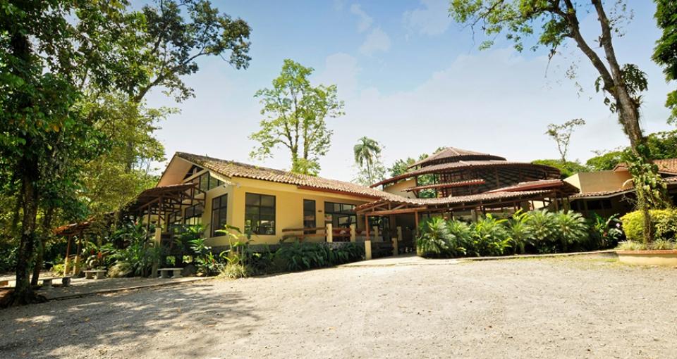 Pachira Lodge.