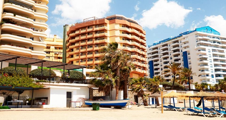 Princesa Playa i Marbella.