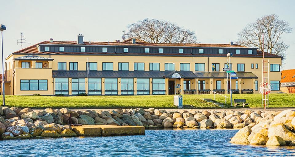 Velkommen til Hotel Svea i Simrishamn.