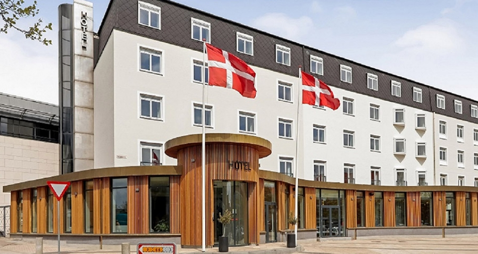 Best Western Plus Hotel Svendborg.