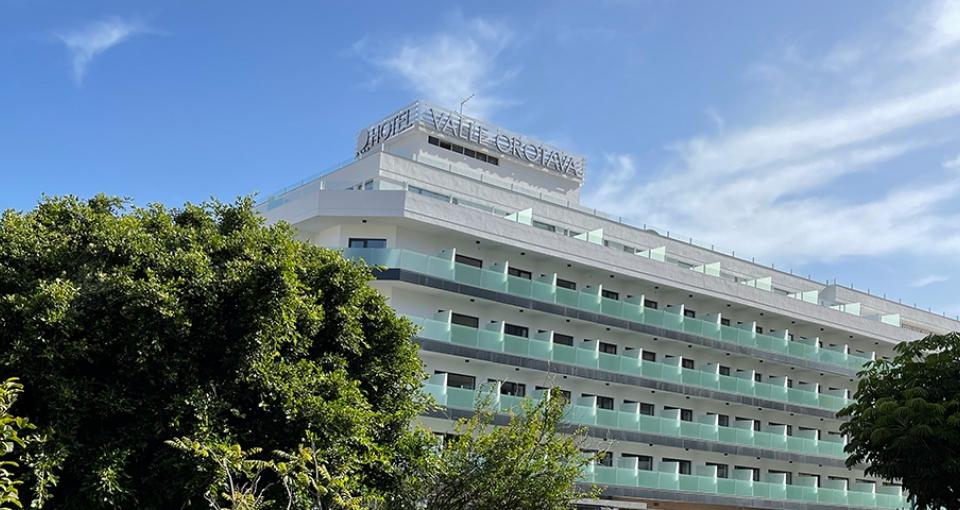 Hotel Valle Orotava.