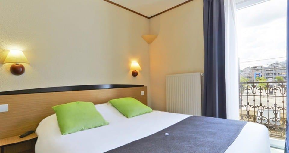 Hotel Campanile Dijon Centre Gare - Værelse