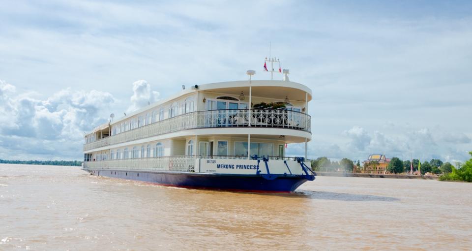 MS Mekong Princess.