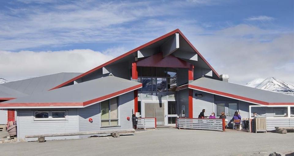 Radisson Blu Polar Hotel Spitsbergen.