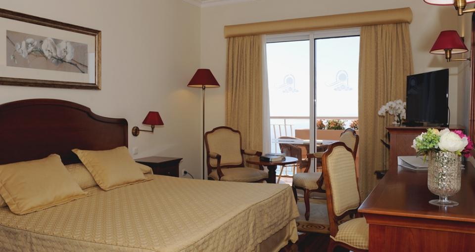 Standard dobbeltværelse.
