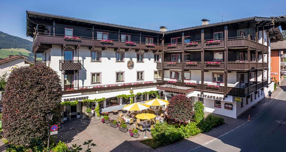 Ægte østrigsk charme på Hotel Jacobwirt.