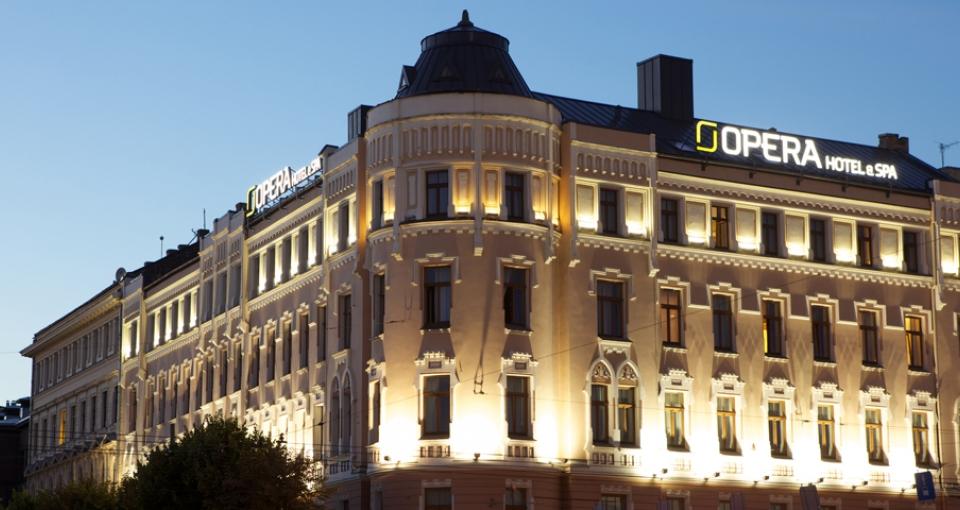 Opera Hotel & Spa.