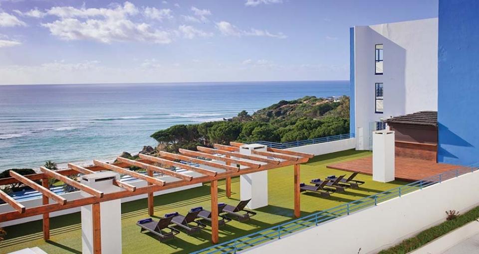 Udsigten Hotel Ouro View Beach Club.