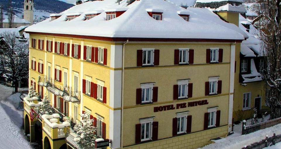 Hotel Piz Mitgel.