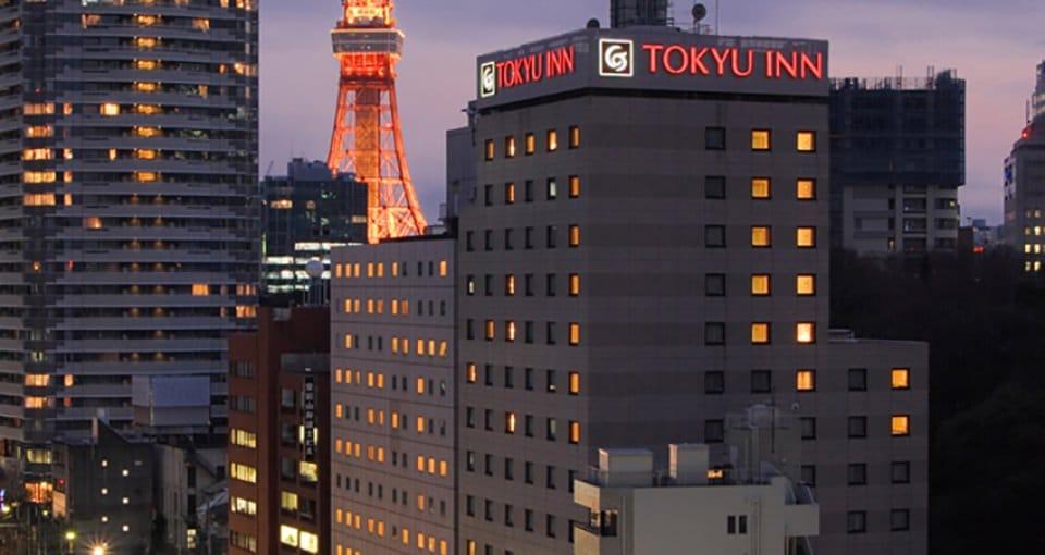 Shinbashi Atagoyama Tokyu Rei Inn