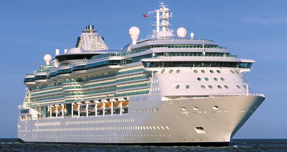 Brilliance of the Seas.