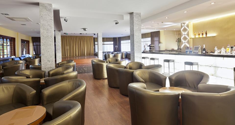 Lobbybaren på Best Hotel Triton.
