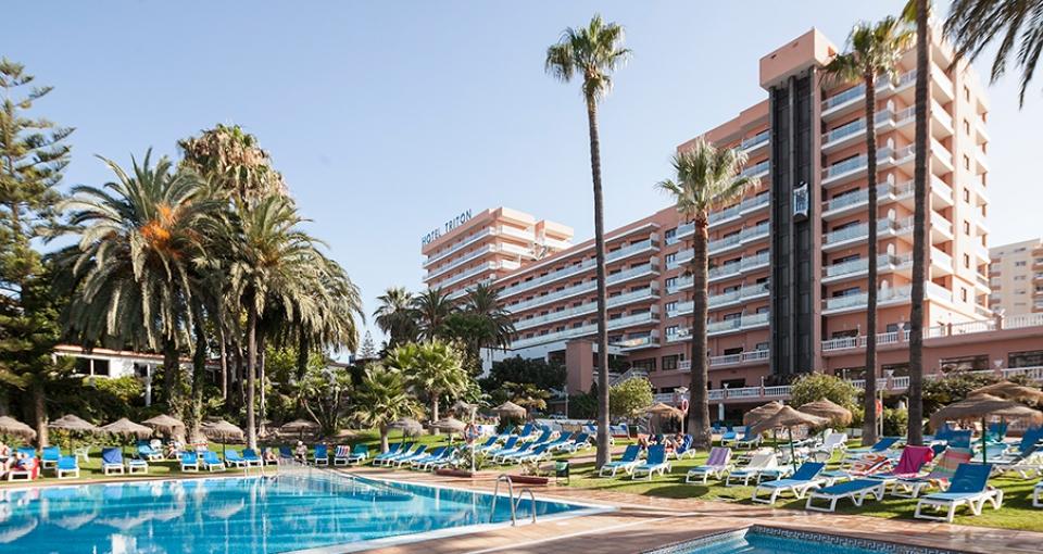 Best Hotel Triton.