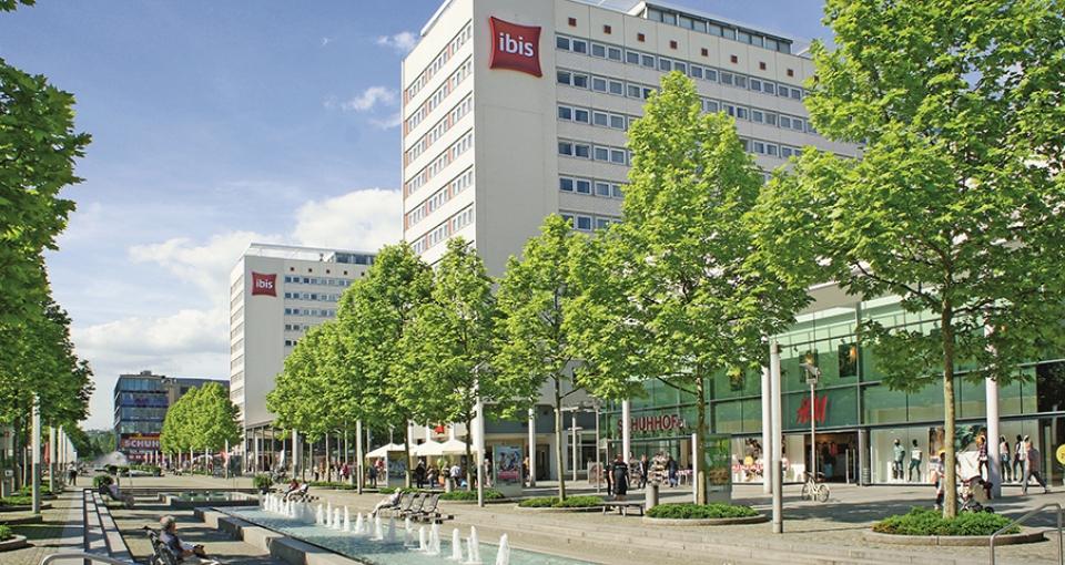 Nyd dit ophold i Dresden på Hotel IBIS Dresden Zentrum.