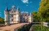 Det eventyrlige Chateau d'Azay-le-Rideau.