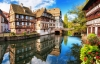 Petit France i Strasbourg.