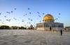 Klippekirken i Jerusalem.