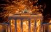 Nytårsaften ved Brandenburger Tor, Berlin
