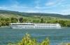 MS Monet på Rhinen.