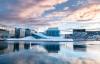 Det flotte operahus i Oslo.