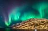 Nordlys over Tromsø.