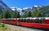 Berninaekspressen - Rhinen & Schweiz