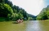Dunajec floden - Slovakiet & Tatrabjergene