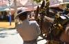 Mand med klassisk hat i Andalusien.