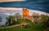 Slottet ved den berygtede Loch Ness sø.
