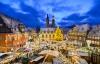 Julemarkedet i Goslar i Harzen.