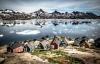 Tasilaq i Grønland