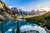 Billedskønne Emerald Lake.